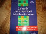 LA SANTE PAR LA DEPURATION DR JENTSCHURA