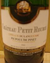 PICPOUL DE PINET 2012