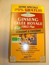 GINSENG FORCE PLUS