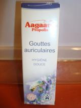 GOUTTES AURICULAIRES AAGAARD