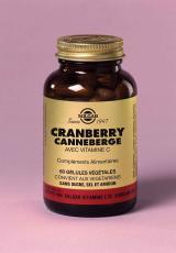 CANNEBERGE-CRANBERRY SOLGAR