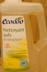 NETTOYANT SOLS LABEL ECOCERT