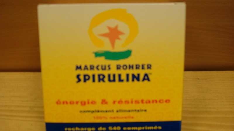 SPIRULINA RECHARGE