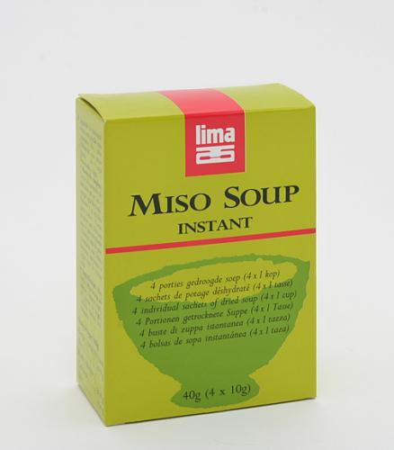 SOUPE MISO INSTANTANEE LIMA