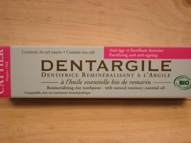 Dentargile Romarin CATTIER