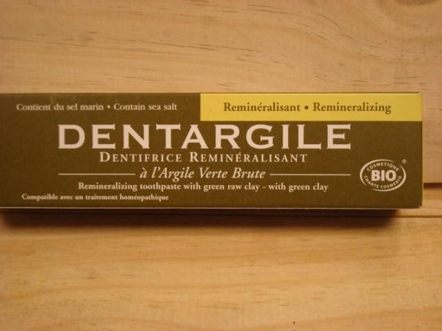 Dentargile Nature CATTIER