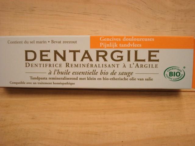 Dentargile Sauge CATTIER