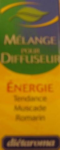 MELANGE POUR DIFFUSEUR ENERGIE