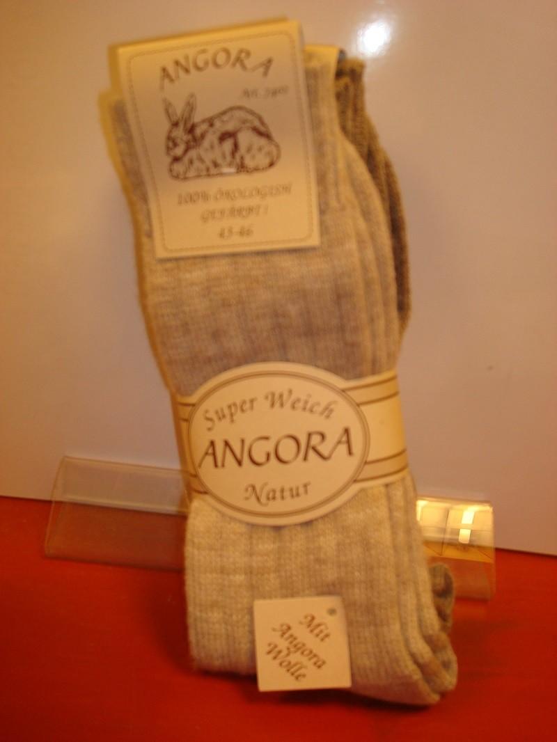 CHAUSSETTES ANGORA 43-46