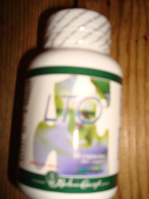 LTO3 90 capsules végétariennes
