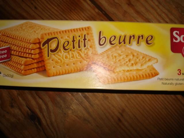 PETIT BEURRE SANS GLUTEN