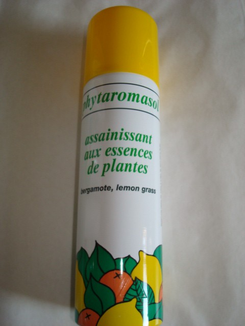 PHYTAROMASOL BERGAMOTE-LEMONGRASS