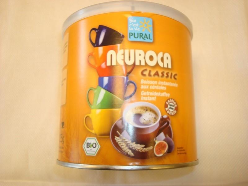 SUCCEDANE INSTANTANE DE CAFE A BASE DECEREALES NEUROCA
