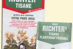 TISANE POIDS IDEAL RICHTER'S