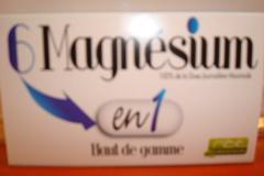6 MAGNESIUM EN 1 M.B.E.
