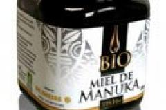 MIEL DE MANUKA  BIO TPA 16+ SELECTIONNE PAR LE DOCTEUR THEISS