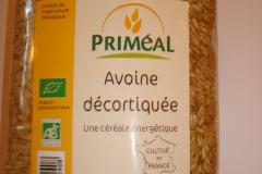 AVOINE DECORTIQUE BIO